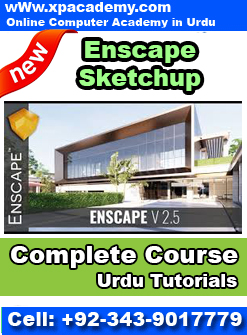 Enscape urdu Tutorials
