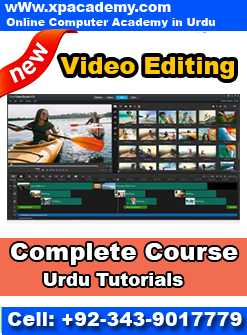 Video Editing Urdu Tutorials